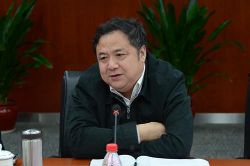 杨松主席视察中南工程咨询设计集团
