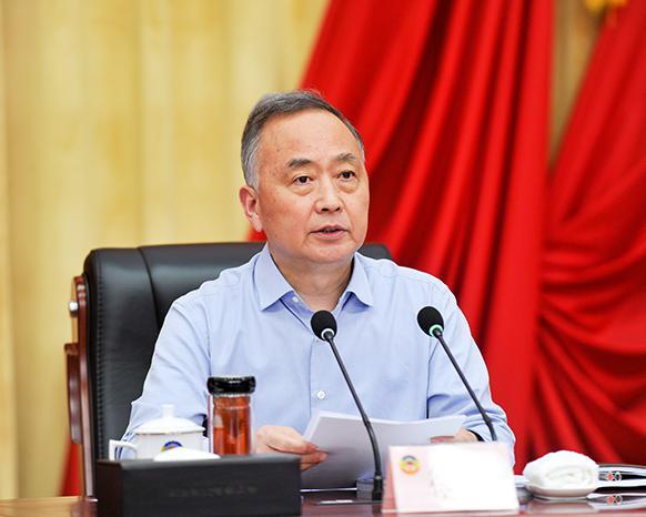 省政协召开月度专题协商会  创优环境助推