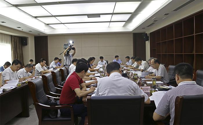彭军在省政协界别协商座谈会上强调  打造高标准营商环境助推高质量发展