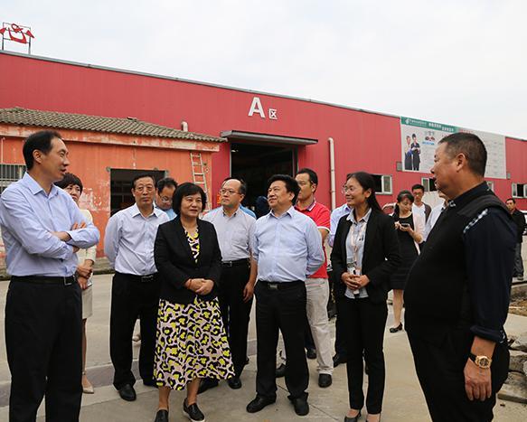 王红玲调研强调:以品牌强农促进乡村产业振兴