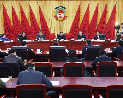 蒋超良在省政协重点提案督办工作座谈会上强调  切实发挥协商民主重要作用 &#16