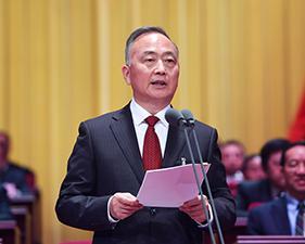 徐立全:在省政协十二届二次会议闭幕会上的讲话